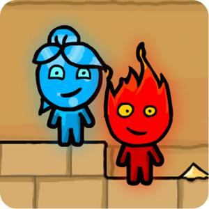 Fireboy & Watergirl in The Light Temple