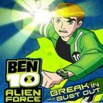 Ben 10 Alien Force: Break In And Bust Out