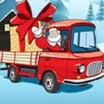 Christmas Vehicles Jigsaw