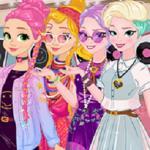 Disney Princesses Boho Vs Edgy