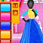 Fashion Studio Snow Queen Dress