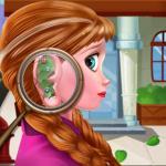 Princess Anna Ear Doctor